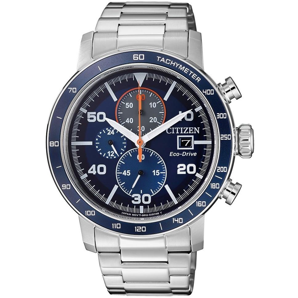 selezione migliore 42e1a 500d9 orologio cronografo uomo Citizen Chrono Sport CA0640-86L