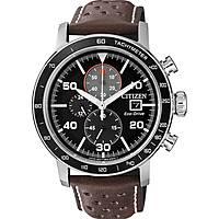 orologio cronografo uomo Citizen Chrono Sport CA0641-24E