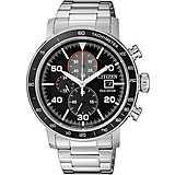 orologio cronografo uomo Citizen Chrono Sport CA0641-83E