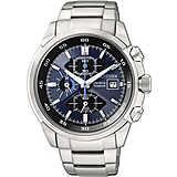 Orologio Cronografo Uomo Citizen Eco-Drive CA0131-55L