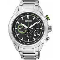 Orologio Cronografo Uomo Citizen Eco-Drive CA4110-53E