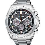 orologio cronografo uomo Citizen Eco-Drive CA4220-55E