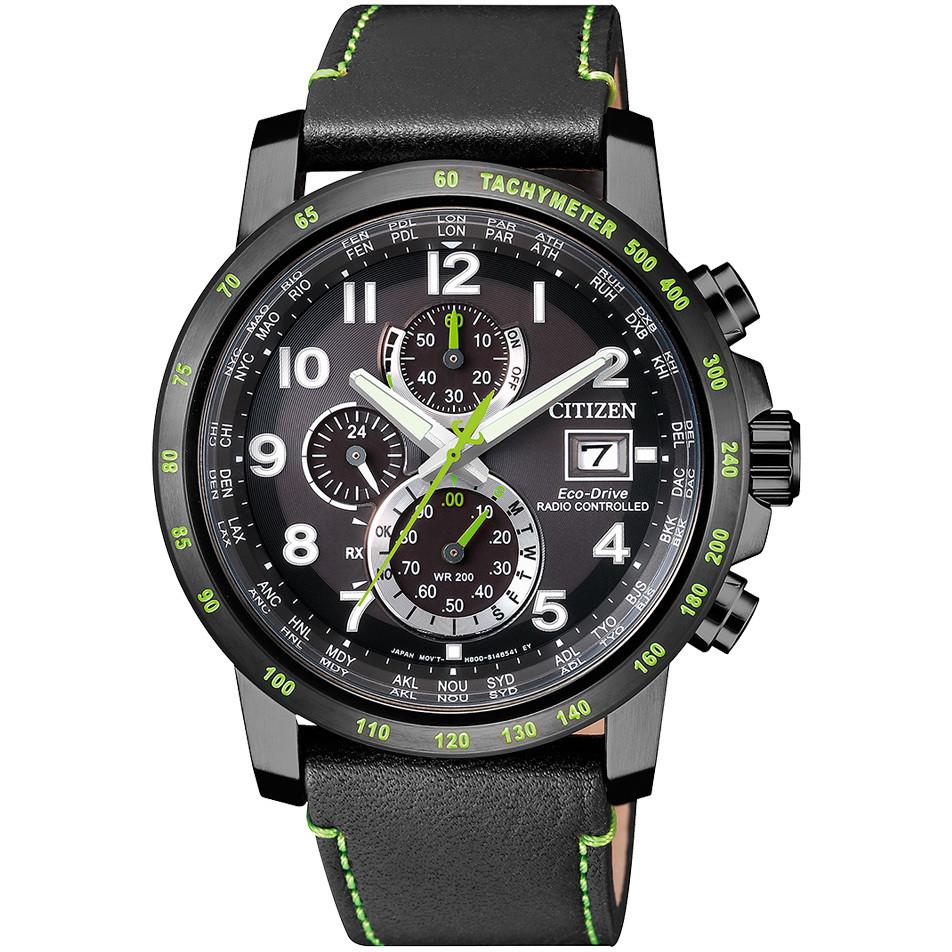 orologio cronografo uomo Citizen H800 Sport AT8128-07E