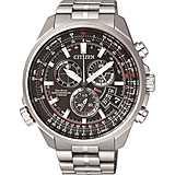 orologio cronografo uomo Citizen Pilot BY0120-54E