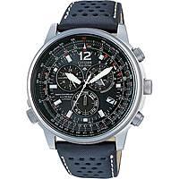 Orologio Cronografo Uomo Citizen Radio Controllati AS4020-36E