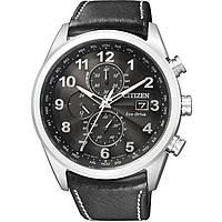 Orologio Cronografo Uomo Citizen Radio Controllati AT8011-04E