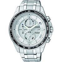 orologio cronografo uomo Citizen Super Titanio CA0340-55A