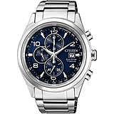 orologio cronografo uomo Citizen Super Titanio CA0650-82L