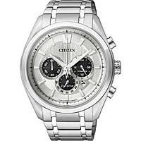 orologio cronografo uomo Citizen Super Titanio CA4010-58A