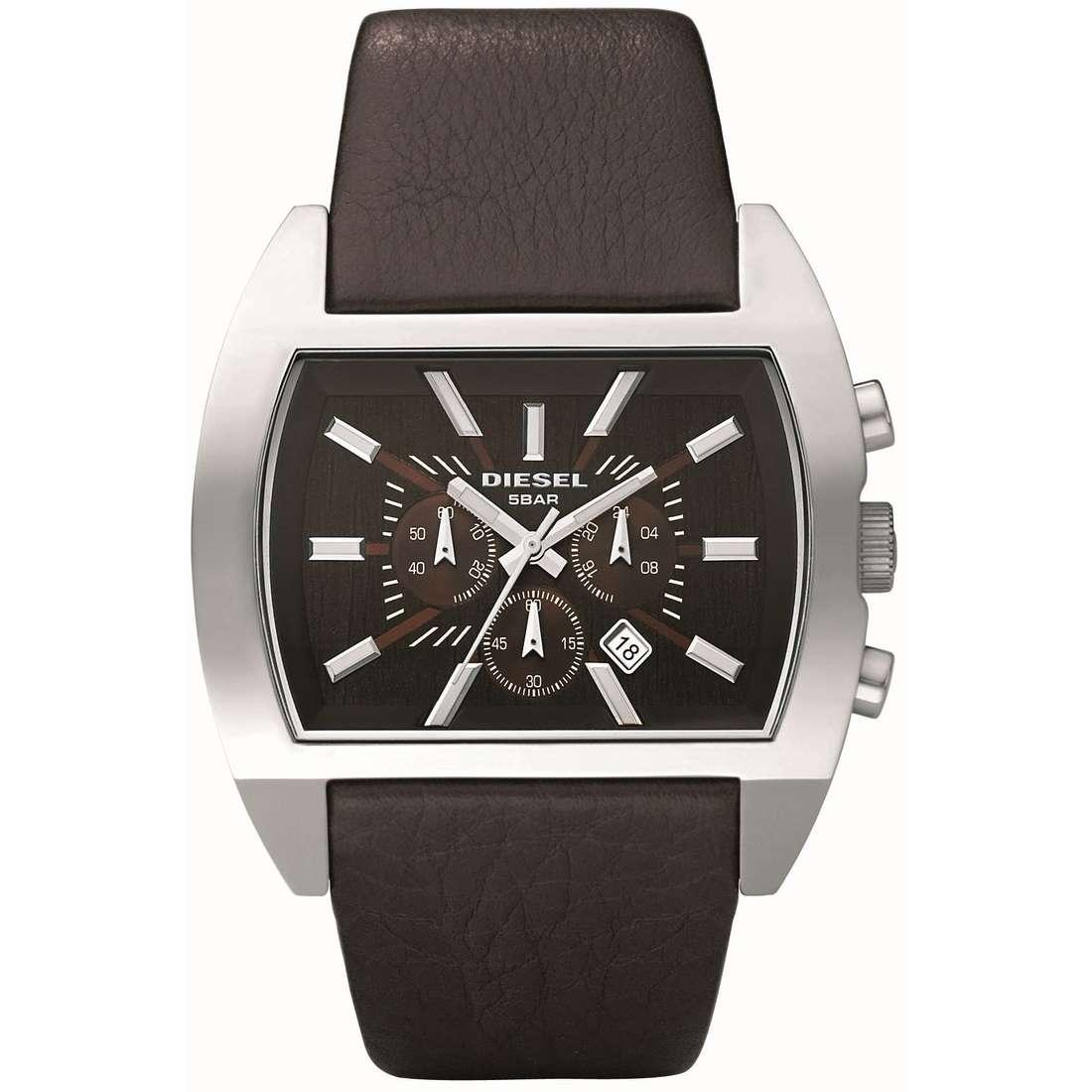 orologio cronografo uomo Diesel DZ4138