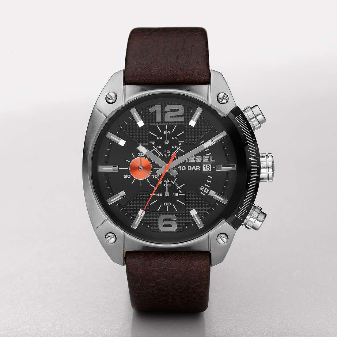 orologio cronografo uomo Diesel DZ4204