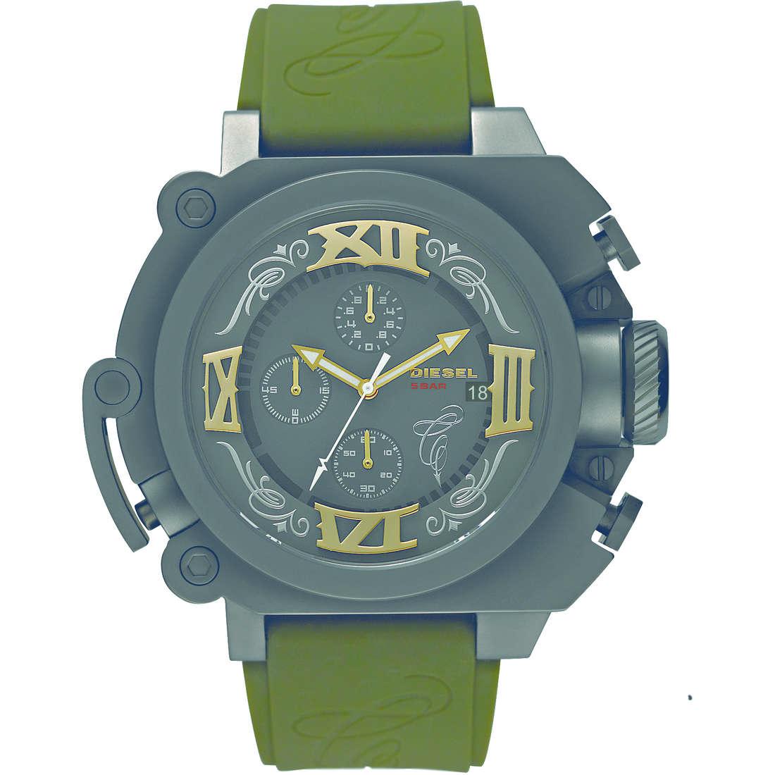 orologio cronografo uomo Diesel DZMC0002