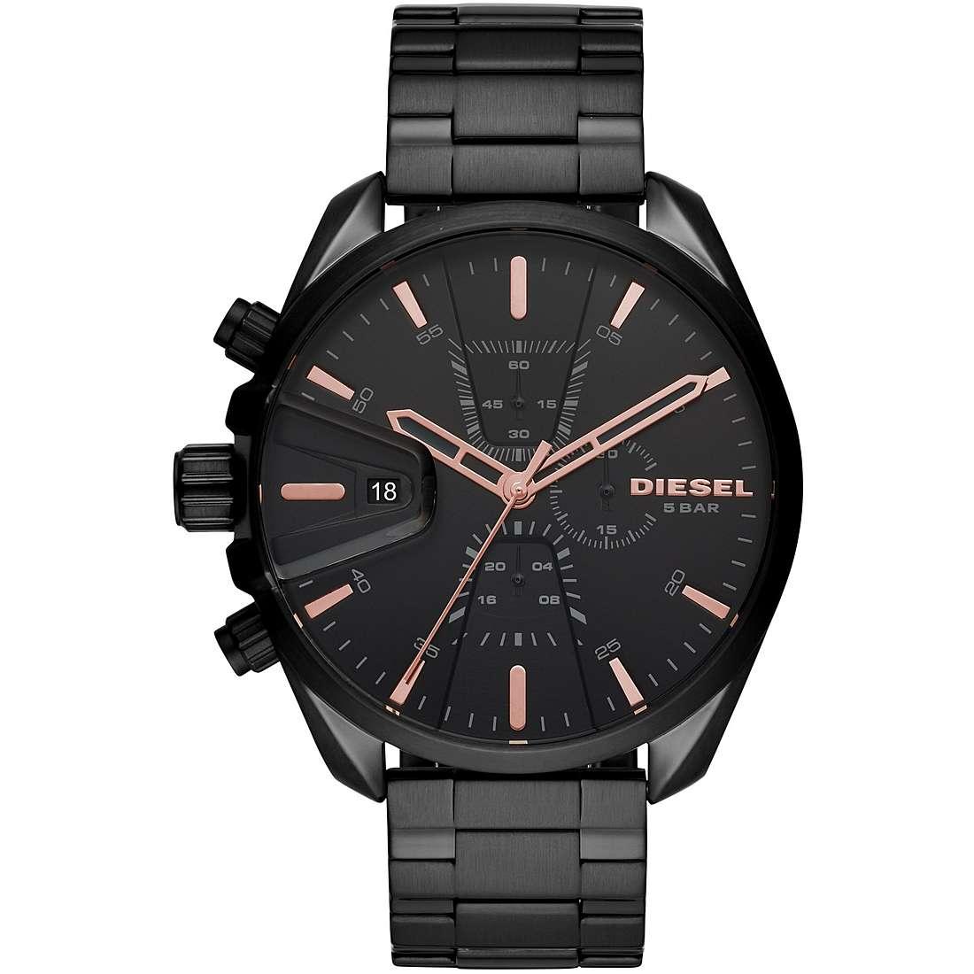 laboratorio File George Bernard  orologio cronografo uomo Diesel Ms9 DZ4524 cronografi Diesel