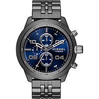 orologio cronografo uomo Diesel Padlock DZ4442