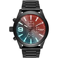 orologio cronografo uomo Diesel Rasp DZ4447