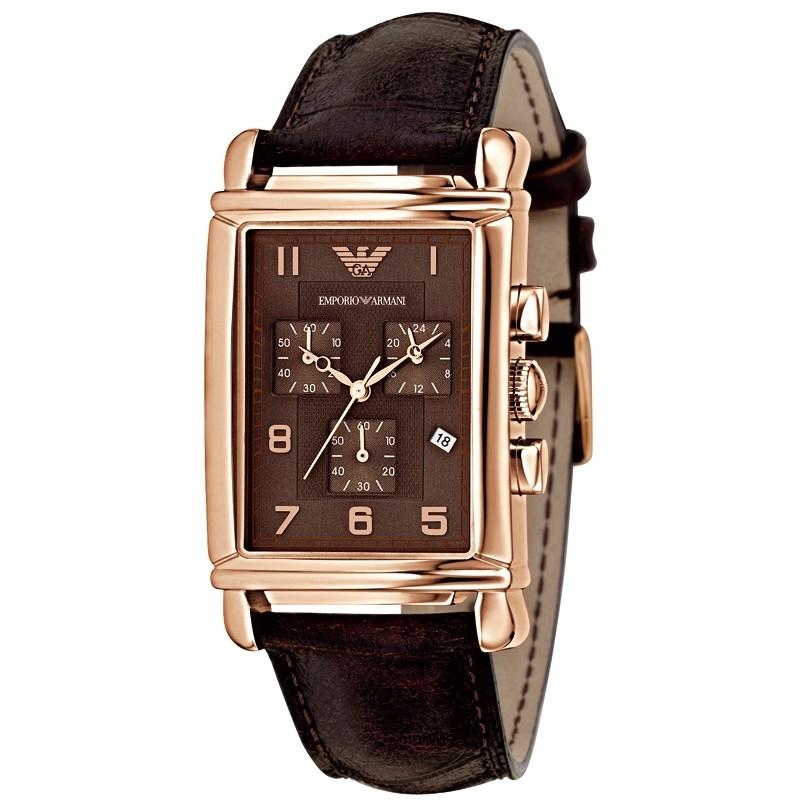 orologio cronografo uomo Emporio Armani AR0293