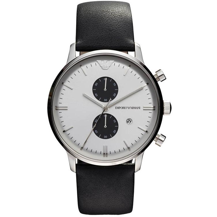 orologio cronografo uomo Emporio Armani AR0385