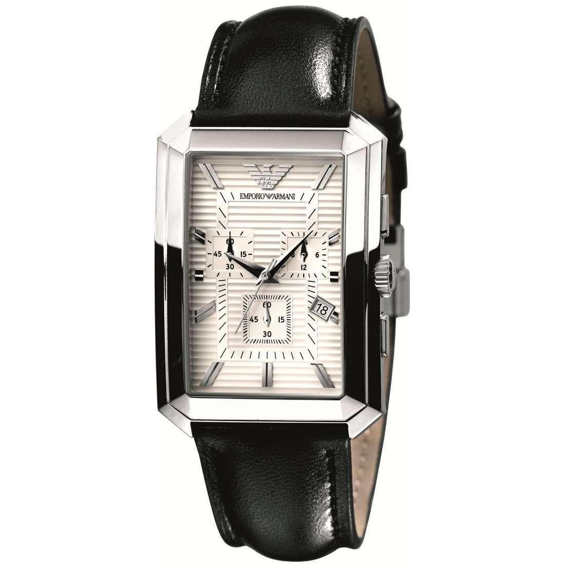 orologio cronografo uomo Emporio Armani AR0472