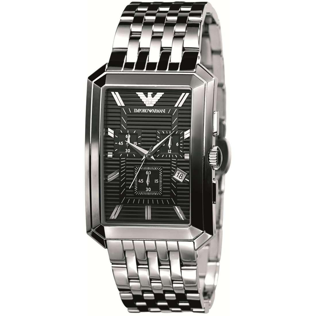 orologio cronografo uomo Emporio Armani AR0474