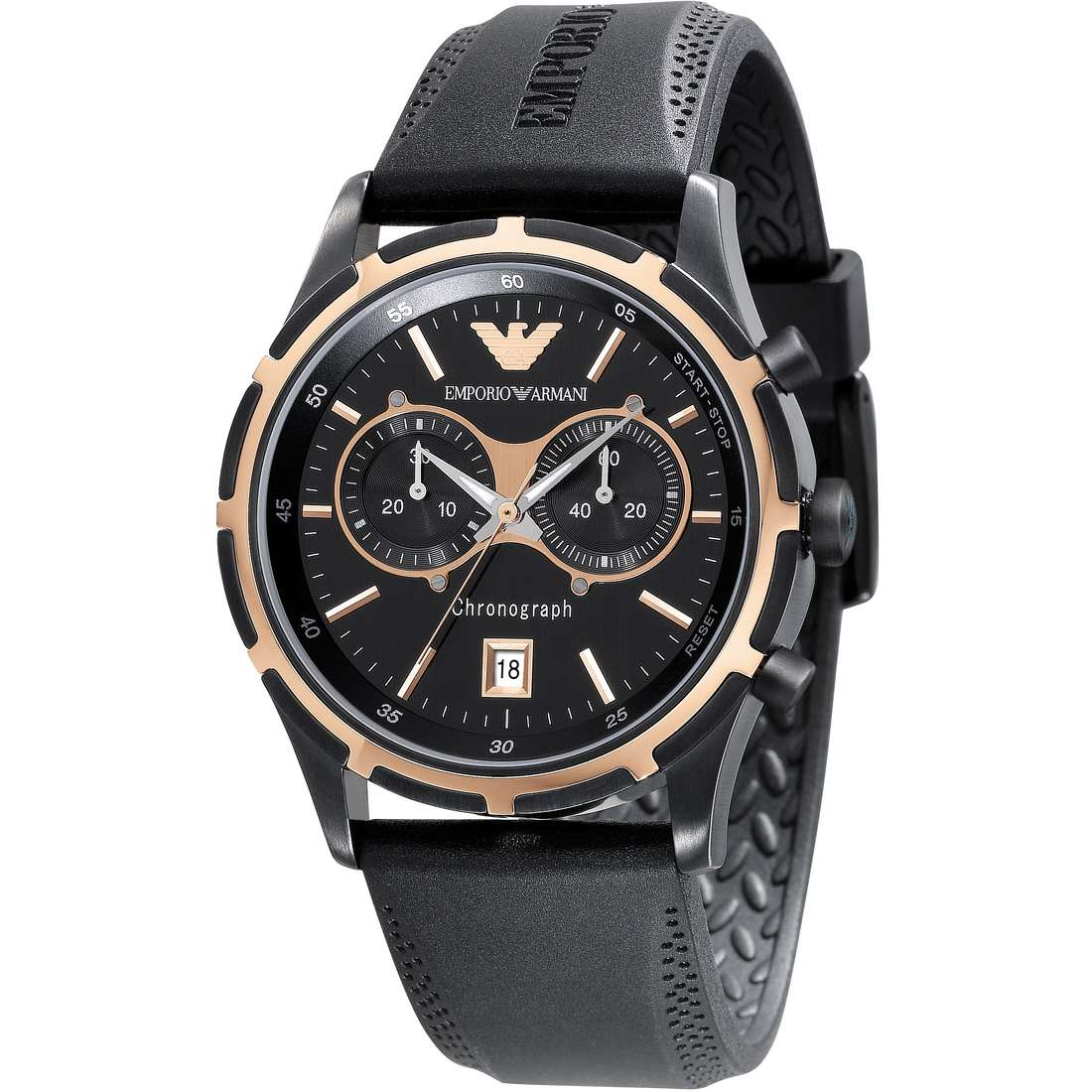 orologio cronografo uomo Emporio Armani AR0584