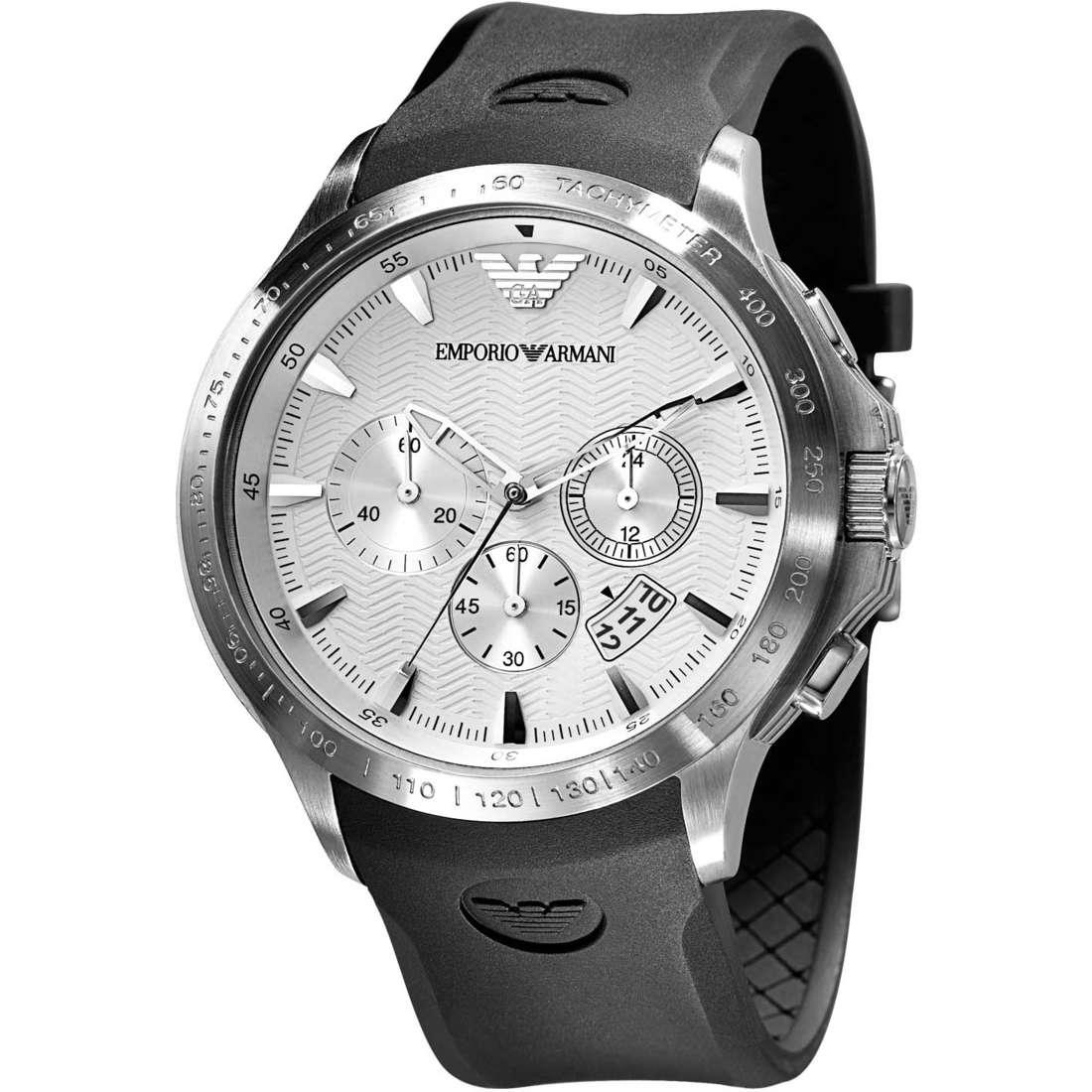 orologio cronografo uomo Emporio Armani AR0634