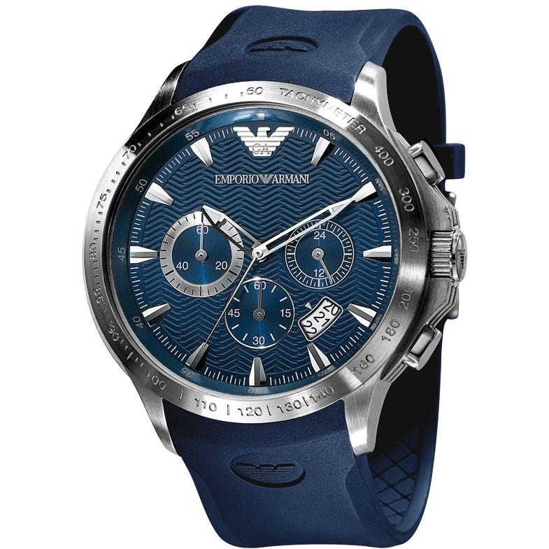 orologio cronografo uomo Emporio Armani AR0649