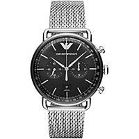 orologio cronografo uomo Emporio Armani AR11104