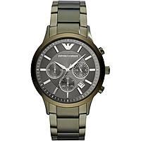 orologio cronografo uomo Emporio Armani AR11117