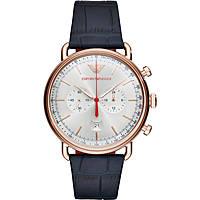orologio cronografo uomo Emporio Armani AR11123