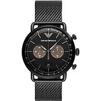 orologio cronografo uomo Emporio Armani AR11142