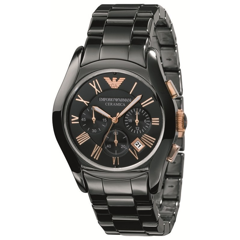 orologio cronografo uomo Emporio Armani AR1410