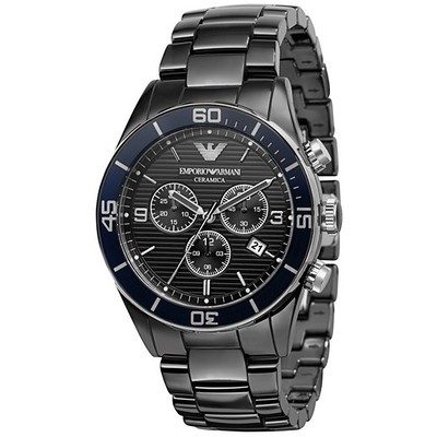 orologio cronografo uomo Emporio Armani AR1429