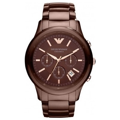 orologio cronografo uomo Emporio Armani AR1454
