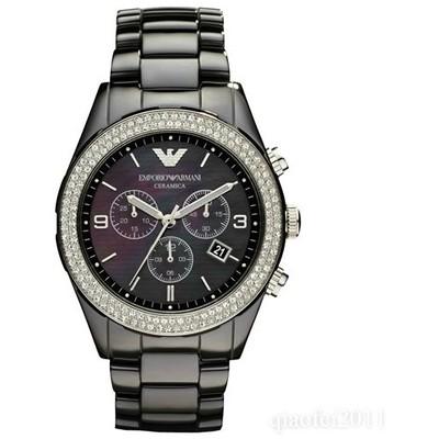 orologio cronografo uomo Emporio Armani AR1455