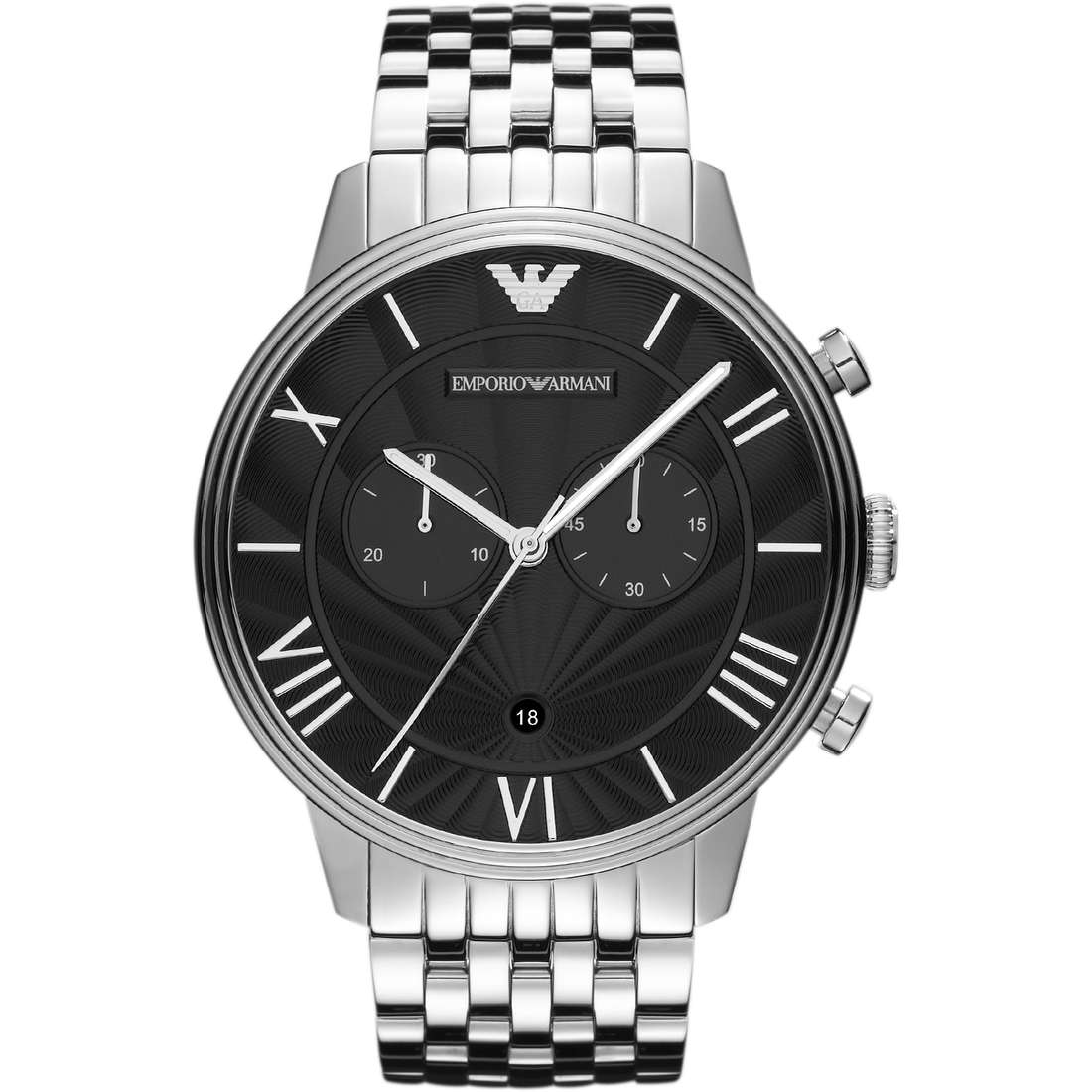 orologio cronografo uomo Emporio Armani AR1617