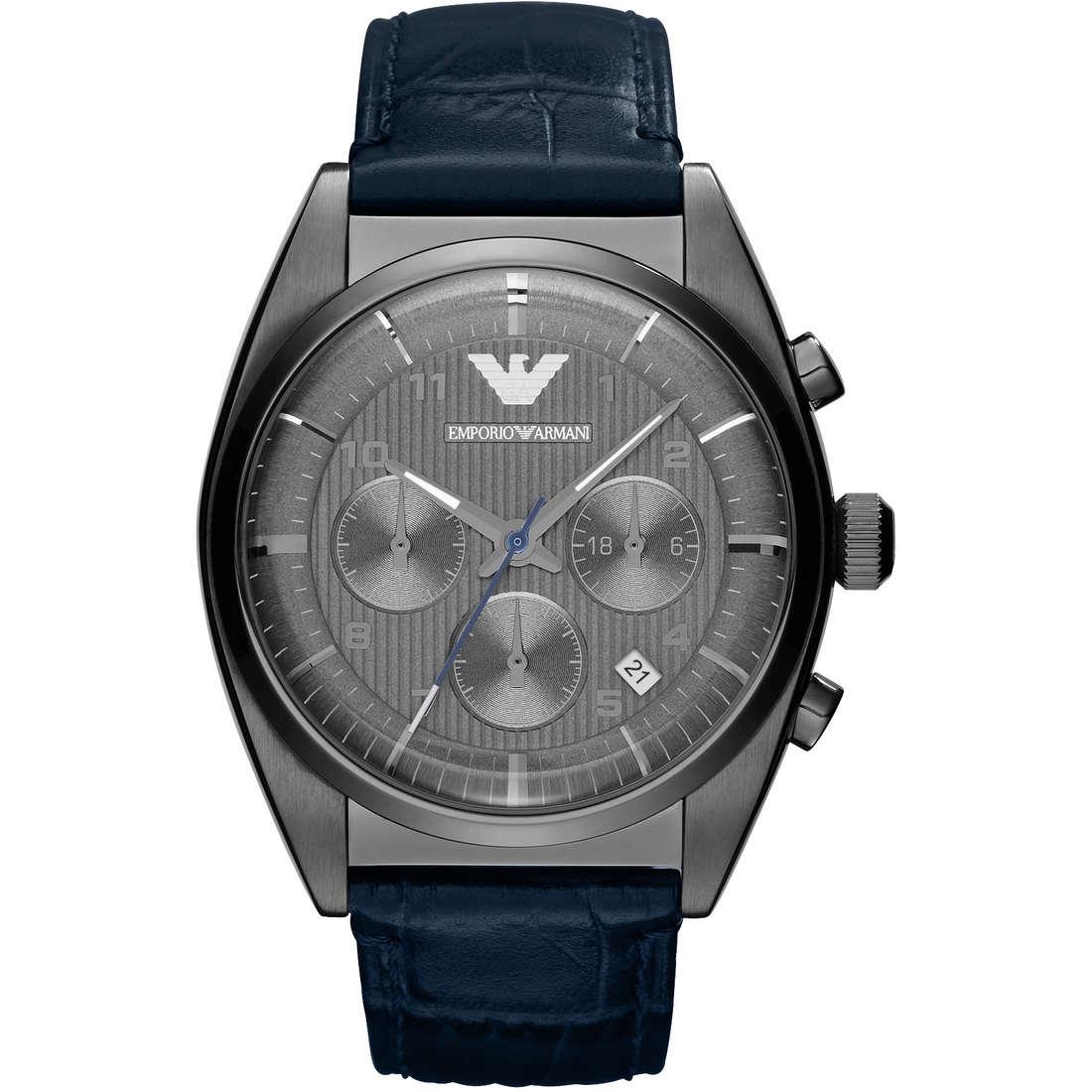 orologio cronografo uomo Emporio Armani AR1650