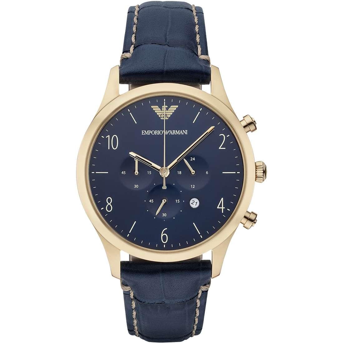 orologio cronografo uomo Emporio Armani AR1862