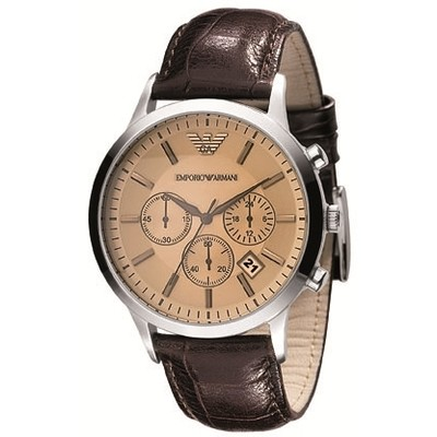 orologio cronografo uomo Emporio Armani AR2433