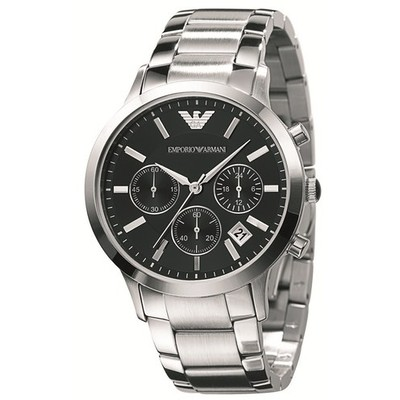orologio cronografo uomo Emporio Armani AR2435