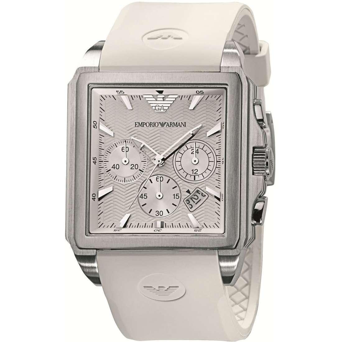 orologio cronografo uomo Emporio Armani AR5851