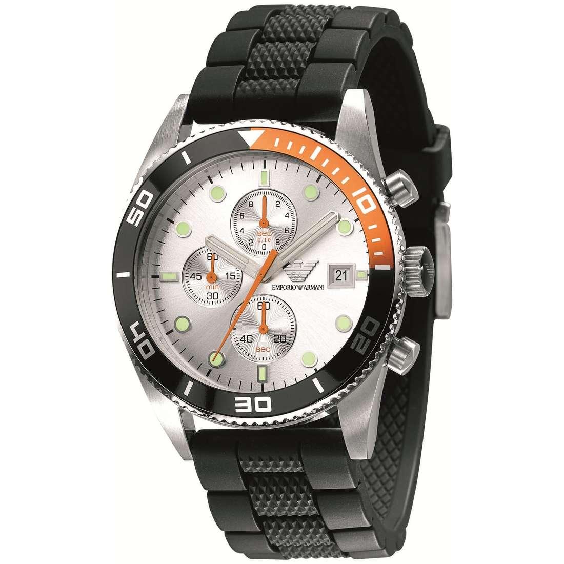 orologio cronografo uomo Emporio Armani AR5856