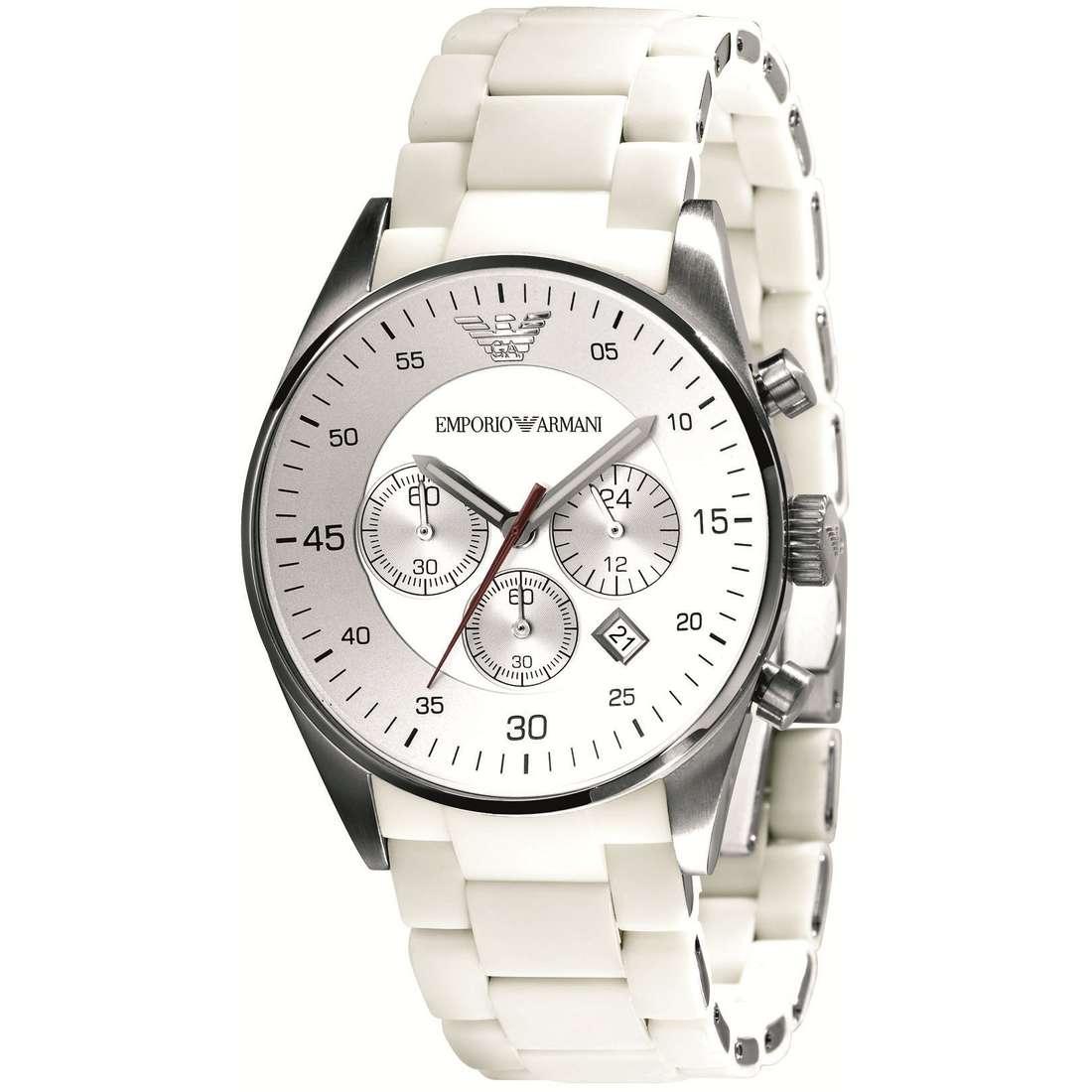 orologio cronografo uomo Emporio Armani AR5859