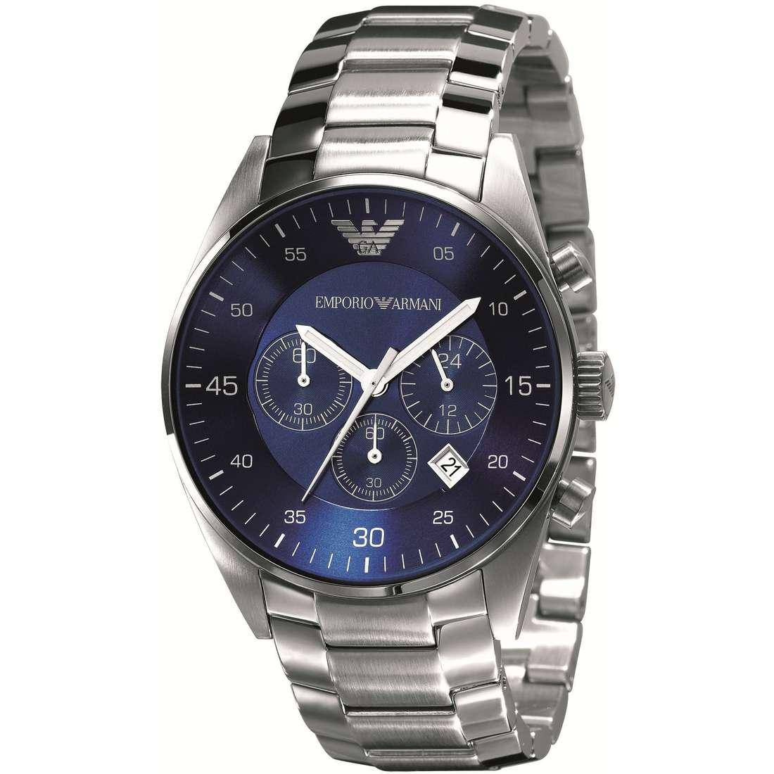 orologio cronografo uomo Emporio Armani AR5860