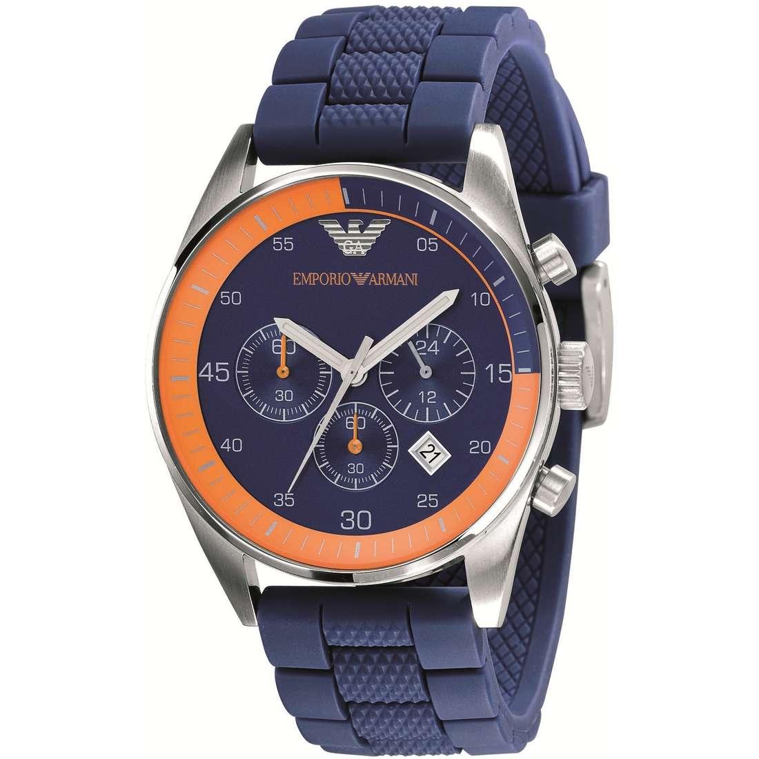 orologio cronografo uomo Emporio Armani AR5864