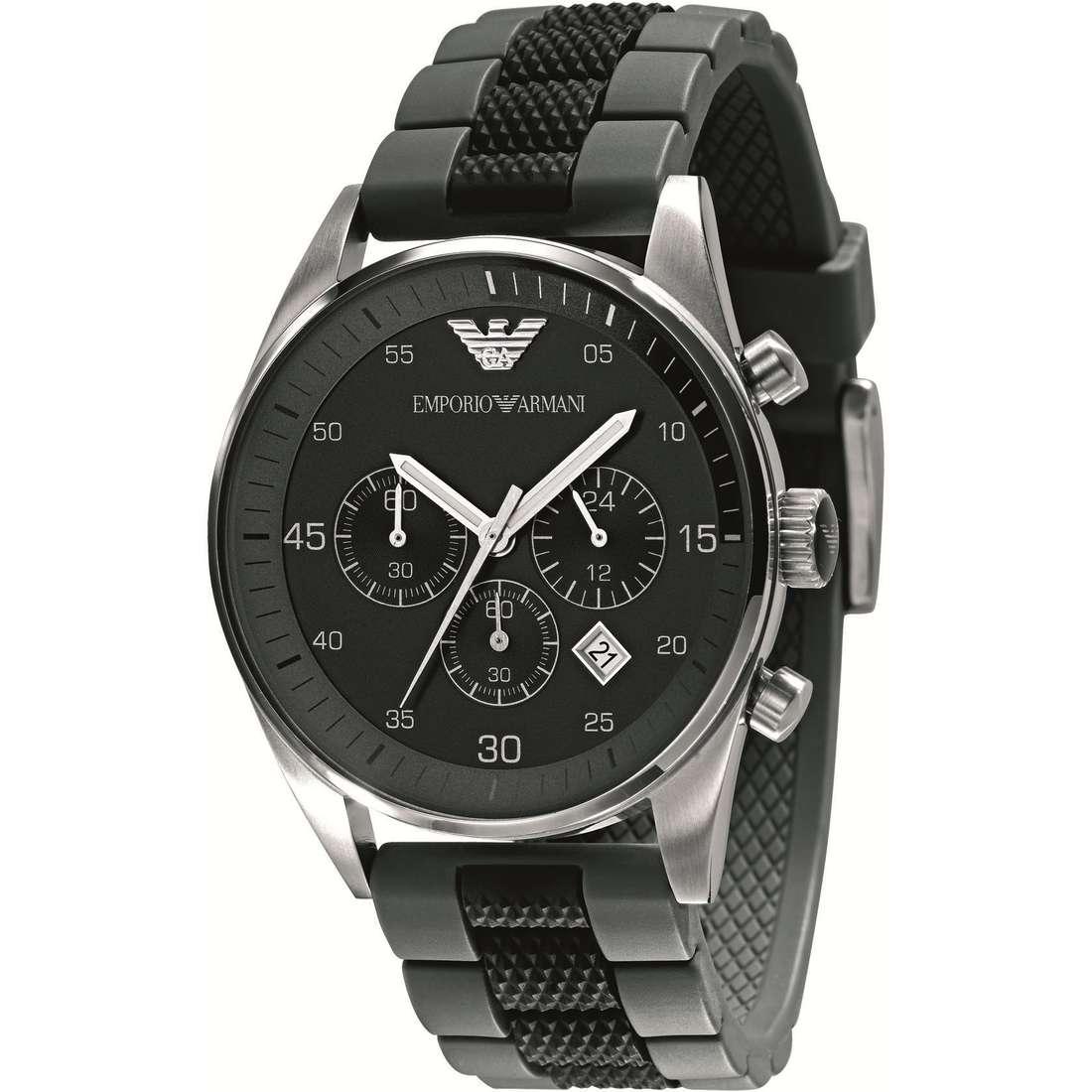 orologio cronografo uomo Emporio Armani AR5866