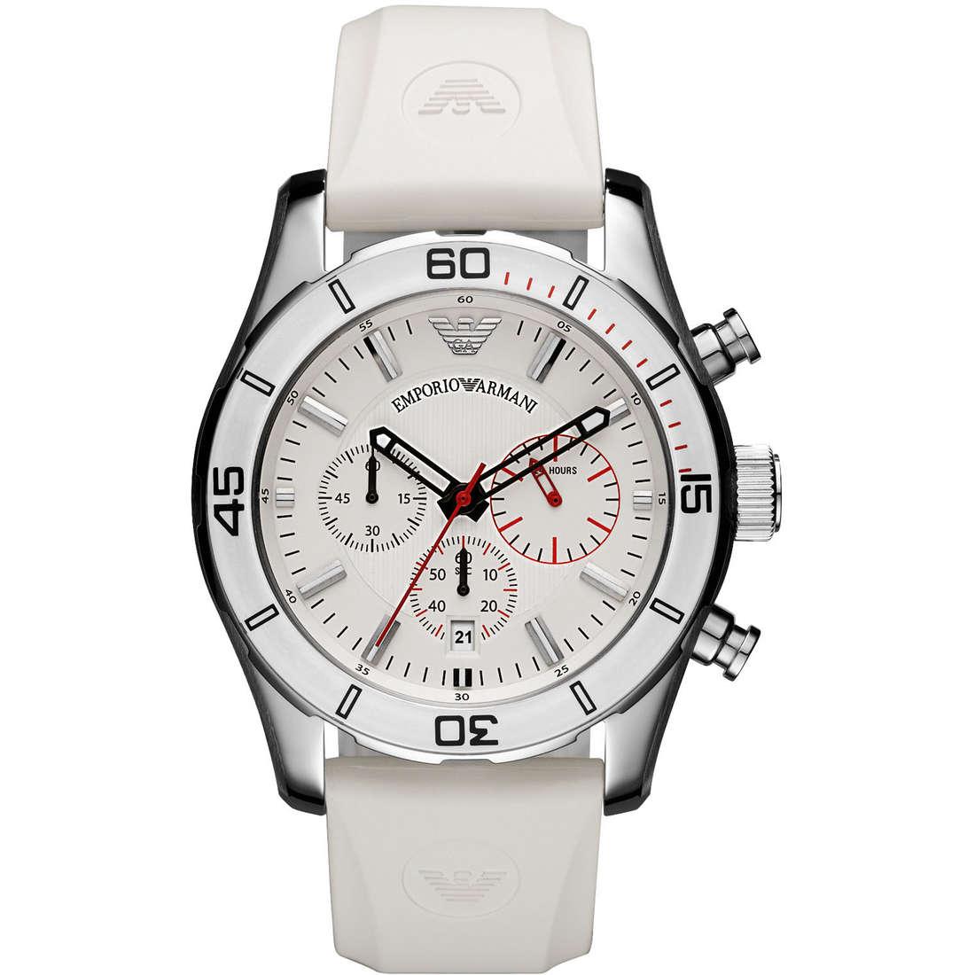 orologio cronografo uomo Emporio Armani AR5947