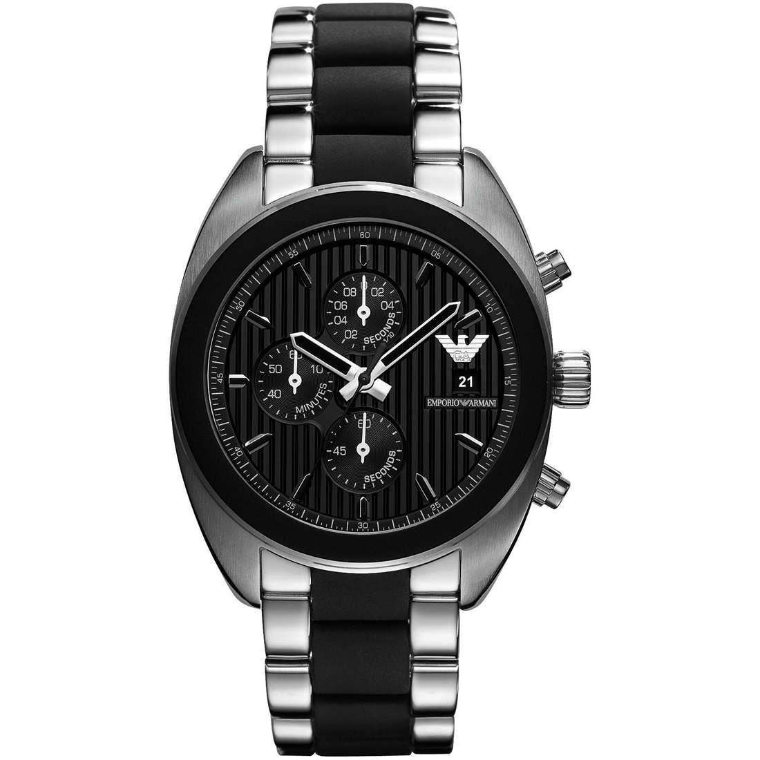 orologio cronografo uomo Emporio Armani AR5952