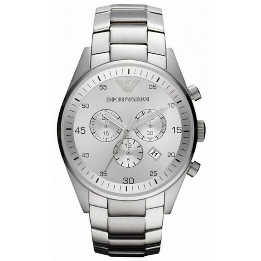 orologio cronografo uomo Emporio Armani AR5963