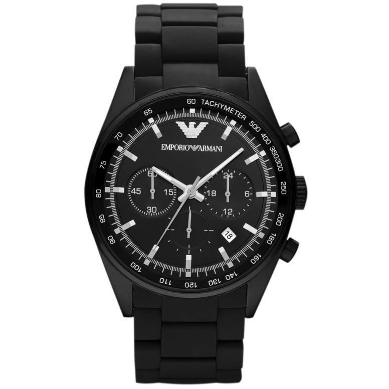 orologio cronografo uomo Emporio Armani AR5981