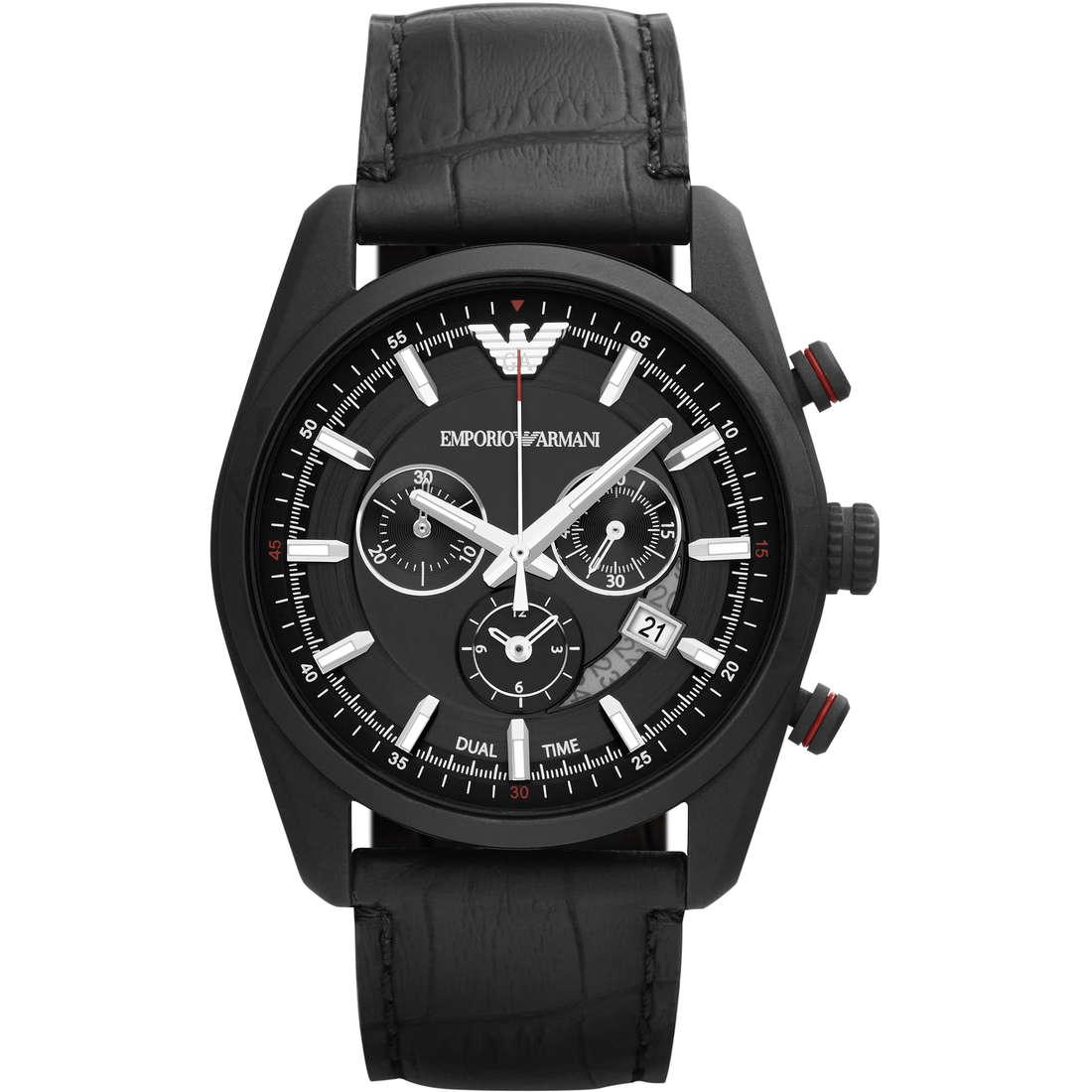 orologio cronografo uomo Emporio Armani AR6035